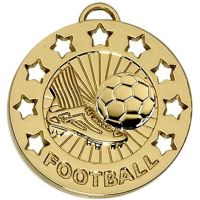 Spectrum40 Football Medal</br>AM863G